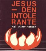 Jesus den intolerante - forside