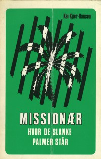 Missionær - forside